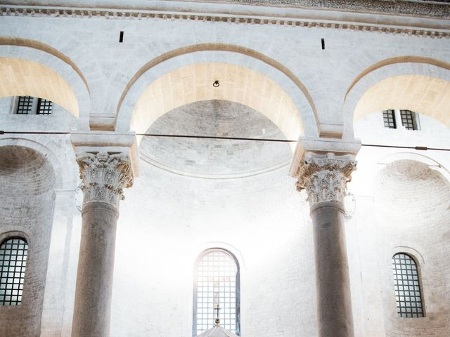Il matrimonio di Luca e Natascia a Bari, Bari 14