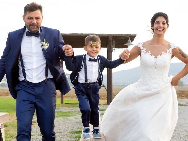 Il matrimonio di Michele e Cristina a Grosseto, Grosseto 33