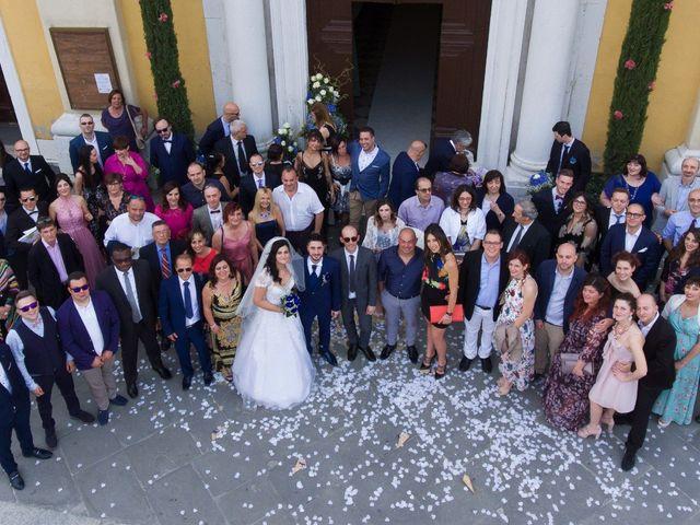 Il matrimonio di Giuliano e Roberta a Orzinuovi, Brescia 1
