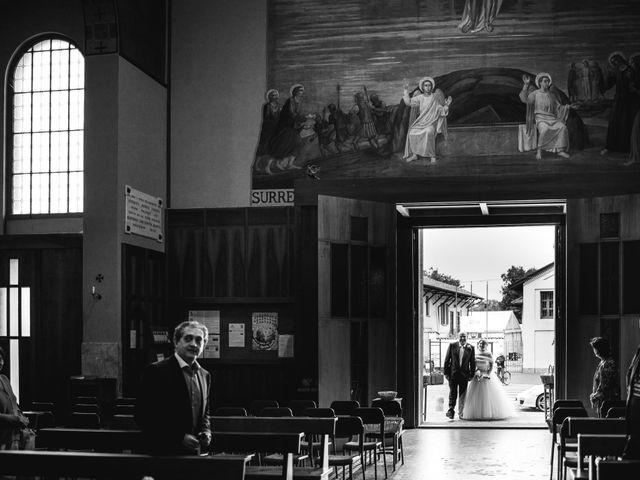 Il matrimonio di Alessandro e Michela a Torre d'Isola, Pavia 25