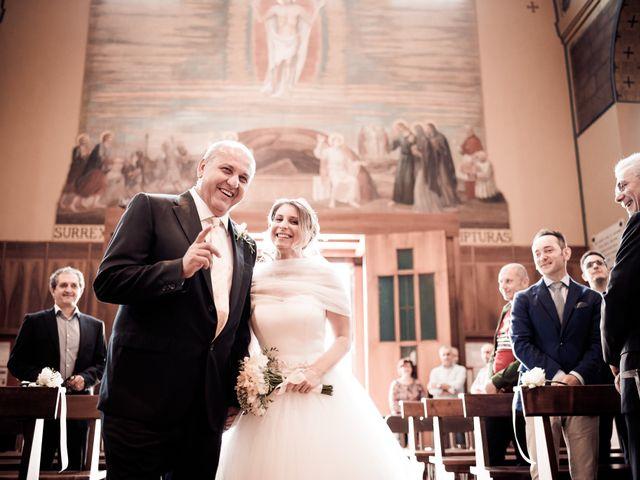 Il matrimonio di Alessandro e Michela a Torre d'Isola, Pavia 27