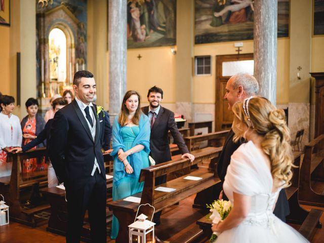 Il matrimonio di Alessandro e Michela a Torre d'Isola, Pavia 28