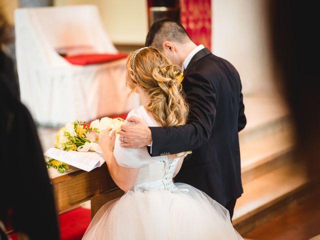 Il matrimonio di Alessandro e Michela a Torre d'Isola, Pavia 44