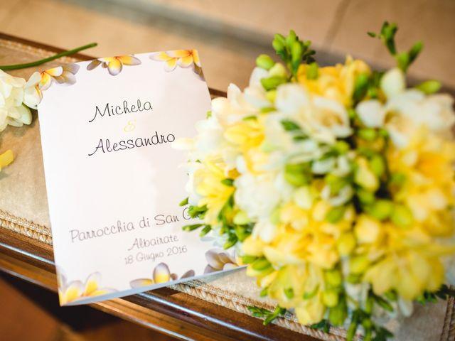 Il matrimonio di Alessandro e Michela a Torre d'Isola, Pavia 45