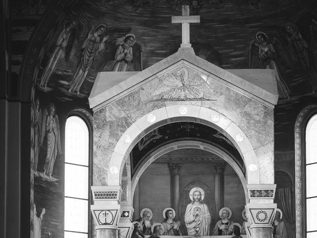 Il matrimonio di Alessandro e Michela a Torre d'Isola, Pavia 49