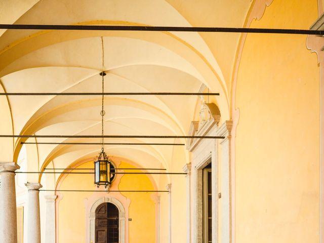 Il matrimonio di Alessandro e Michela a Torre d'Isola, Pavia 62