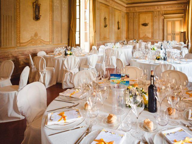Il matrimonio di Alessandro e Michela a Torre d'Isola, Pavia 63
