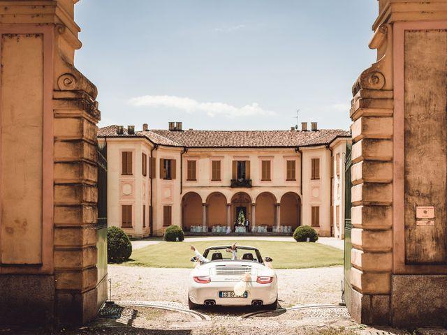 Il matrimonio di Alessandro e Michela a Torre d'Isola, Pavia 70
