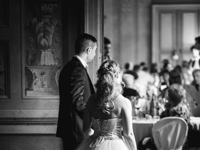 Il matrimonio di Alessandro e Michela a Torre d'Isola, Pavia 75