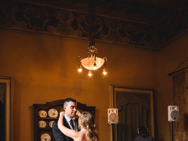 Il matrimonio di Alessandro e Michela a Torre d'Isola, Pavia 98