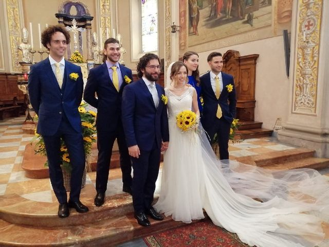Il matrimonio di Vincenzo  e Samantha  a Certosa di Pavia, Pavia 3
