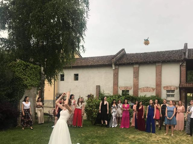 Il matrimonio di Vincenzo  e Samantha  a Certosa di Pavia, Pavia 4