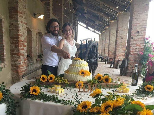 Il matrimonio di Vincenzo  e Samantha  a Certosa di Pavia, Pavia 6