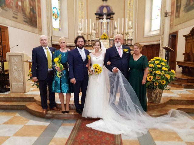 Il matrimonio di Vincenzo  e Samantha  a Certosa di Pavia, Pavia 1
