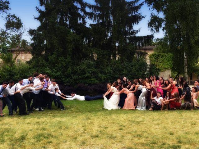 Il matrimonio di Vincenzo  e Samantha  a Certosa di Pavia, Pavia 2