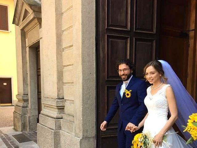 Il matrimonio di Vincenzo  e Samantha  a Certosa di Pavia, Pavia 12