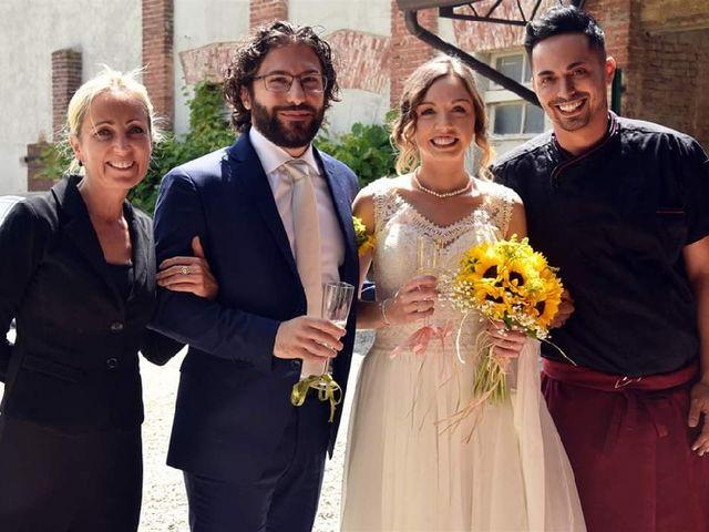 Il matrimonio di Vincenzo  e Samantha  a Certosa di Pavia, Pavia 15