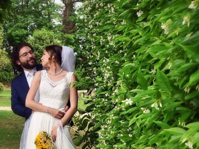 Il matrimonio di Vincenzo  e Samantha  a Certosa di Pavia, Pavia 25