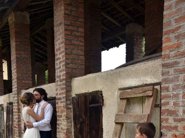 Il matrimonio di Vincenzo  e Samantha  a Certosa di Pavia, Pavia 33