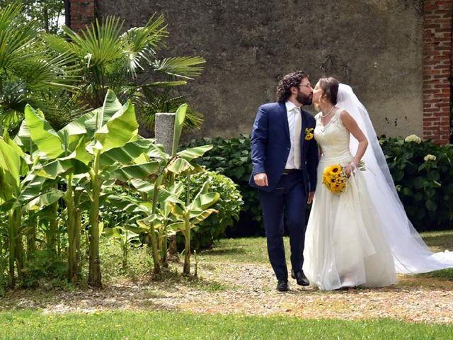 Il matrimonio di Vincenzo  e Samantha  a Certosa di Pavia, Pavia 36