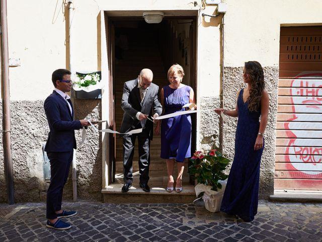 Il matrimonio di Francesco e Ilaria a Nepi, Viterbo 5