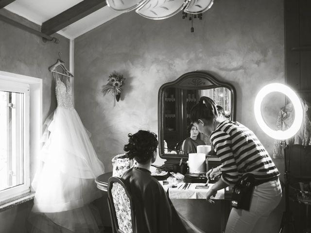 Il matrimonio di Stefano e Hillary a Levico Terme, Trento 4