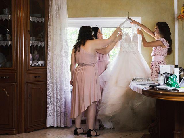Il matrimonio di Stefano e Hillary a Levico Terme, Trento 8