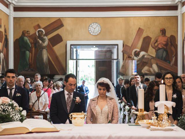 Il matrimonio di Stefano e Hillary a Levico Terme, Trento 12