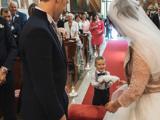 Il matrimonio di Stefano e Hillary a Levico Terme, Trento 14