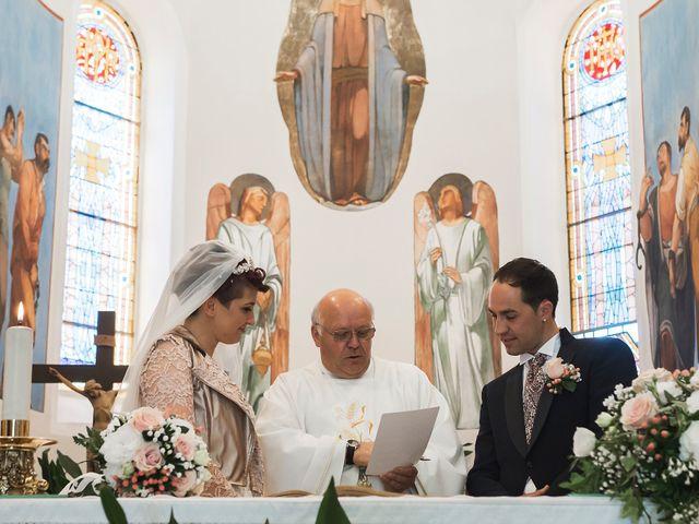 Il matrimonio di Stefano e Hillary a Levico Terme, Trento 16