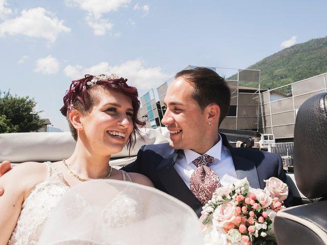 Il matrimonio di Stefano e Hillary a Levico Terme, Trento 18