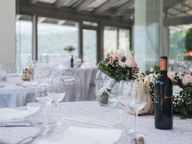 Il matrimonio di Stefano e Hillary a Levico Terme, Trento 20
