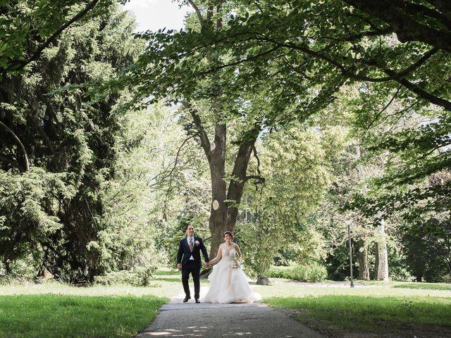 Il matrimonio di Stefano e Hillary a Levico Terme, Trento 22
