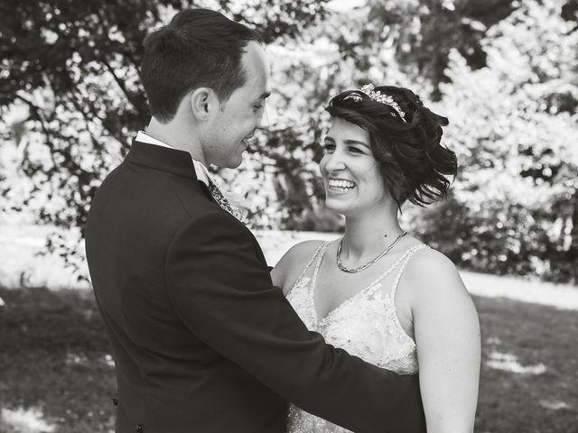 Il matrimonio di Stefano e Hillary a Levico Terme, Trento 23