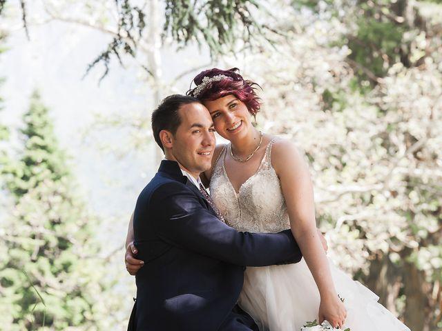 Il matrimonio di Stefano e Hillary a Levico Terme, Trento 24