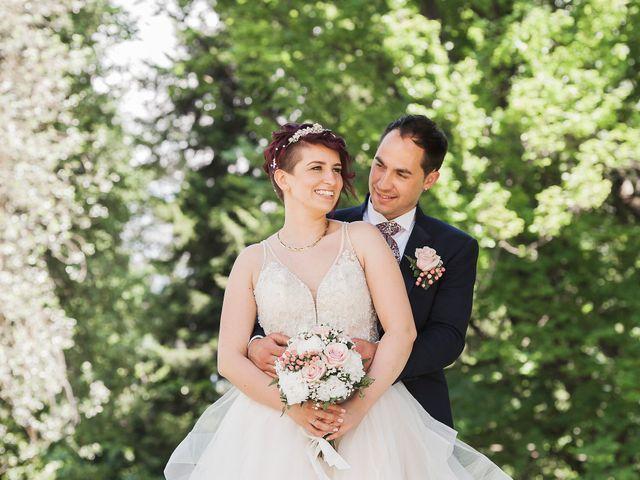 Il matrimonio di Stefano e Hillary a Levico Terme, Trento 25