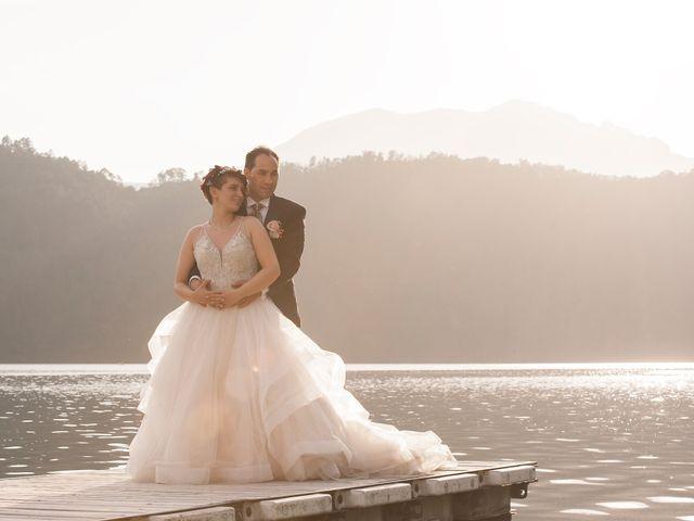 Il matrimonio di Stefano e Hillary a Levico Terme, Trento 2