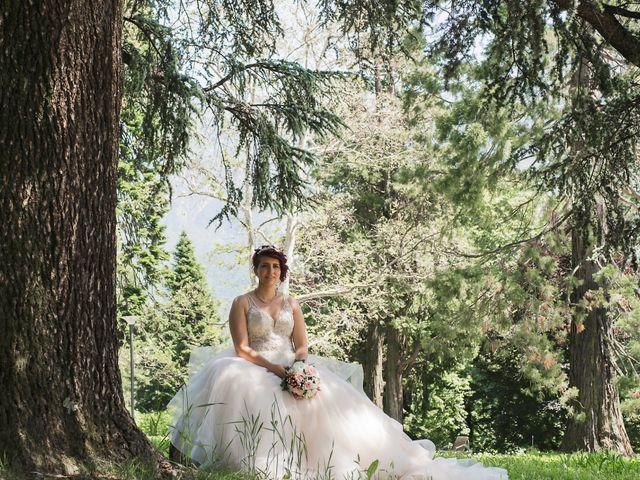 Il matrimonio di Stefano e Hillary a Levico Terme, Trento 27