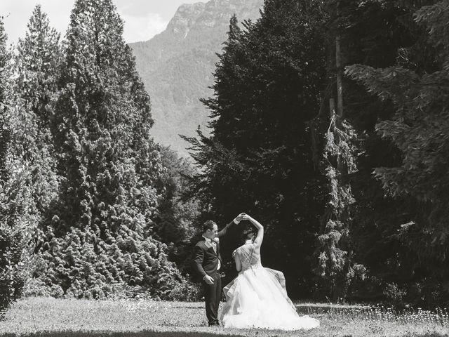 Il matrimonio di Stefano e Hillary a Levico Terme, Trento 28