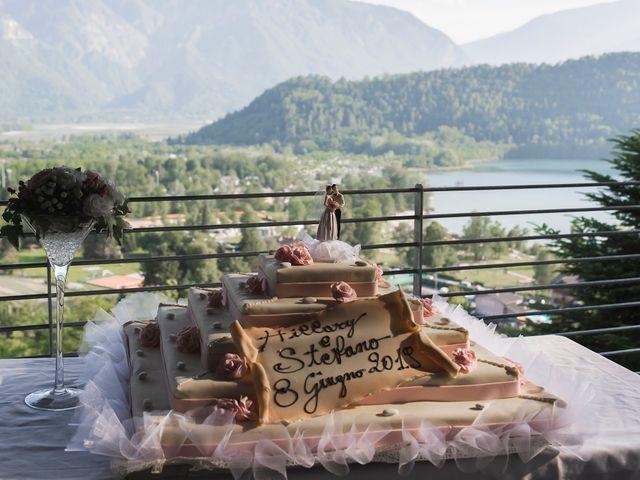 Il matrimonio di Stefano e Hillary a Levico Terme, Trento 29