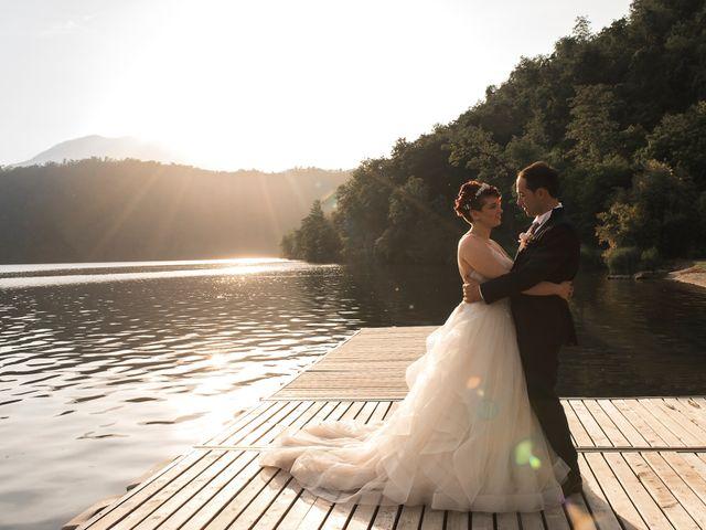 Il matrimonio di Stefano e Hillary a Levico Terme, Trento 31