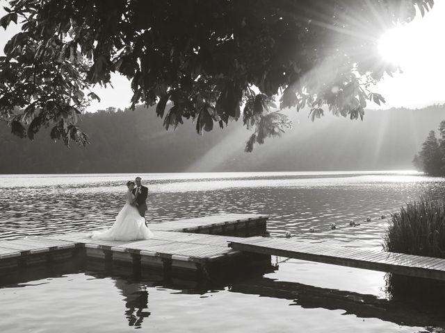 Il matrimonio di Stefano e Hillary a Levico Terme, Trento 32
