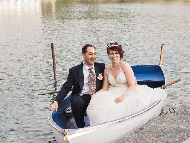 Il matrimonio di Stefano e Hillary a Levico Terme, Trento 34