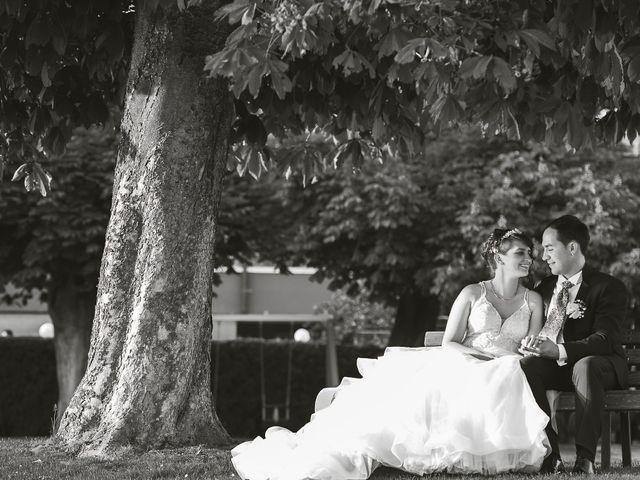 Il matrimonio di Stefano e Hillary a Levico Terme, Trento 37