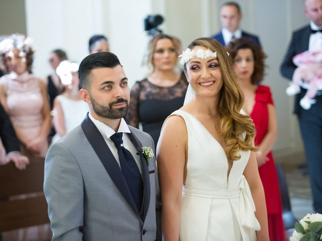 Il matrimonio di Roberta e Raffaele a Chiaramonte Gulfi, Ragusa 28