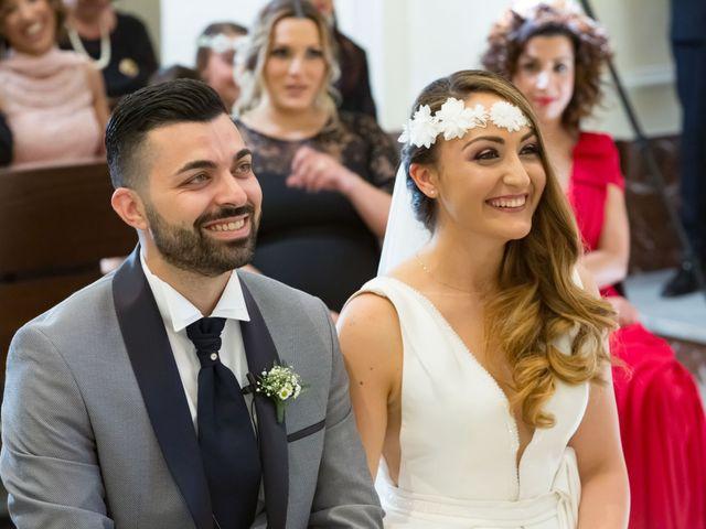 Il matrimonio di Roberta e Raffaele a Chiaramonte Gulfi, Ragusa 29