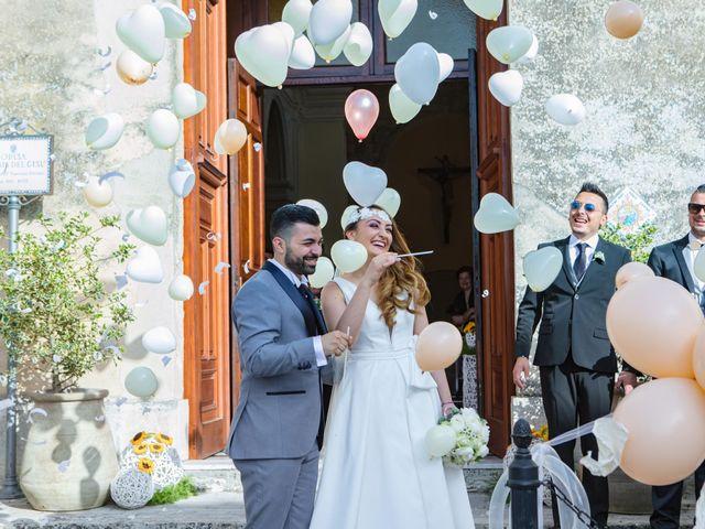 Il matrimonio di Roberta e Raffaele a Chiaramonte Gulfi, Ragusa 33
