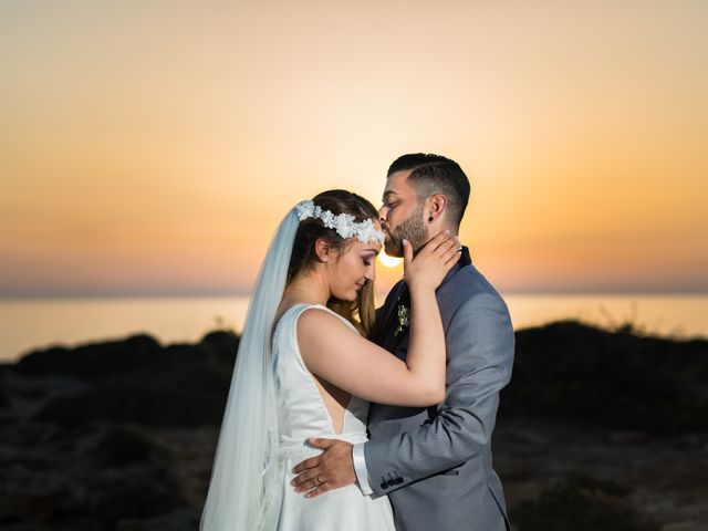 Il matrimonio di Roberta e Raffaele a Chiaramonte Gulfi, Ragusa 43