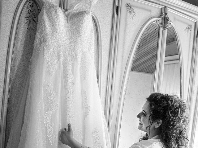 Il matrimonio di Damiano e Ilenia a Roccadaspide, Salerno 10