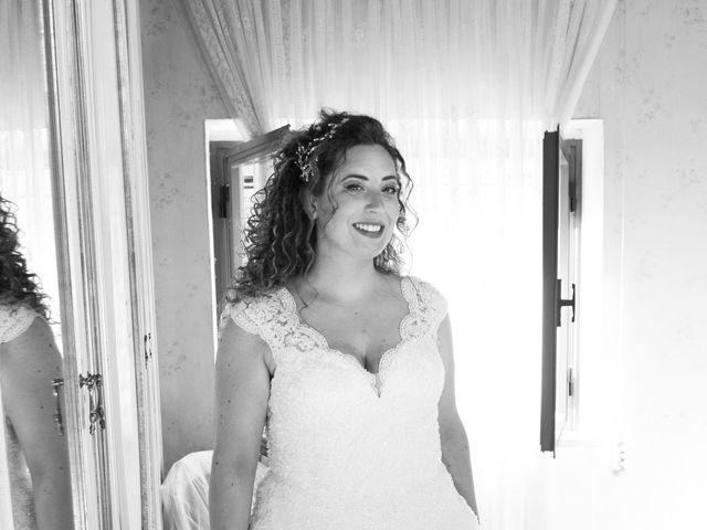 Il matrimonio di Damiano e Ilenia a Roccadaspide, Salerno 12